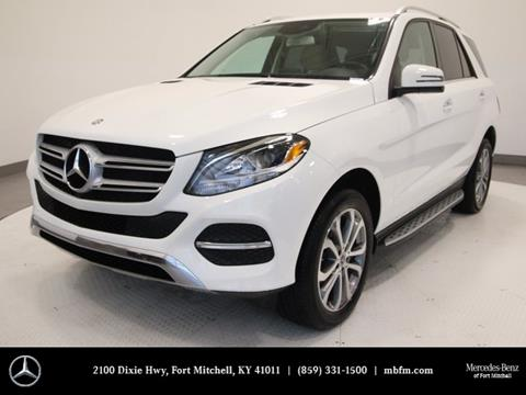 2017 Mercedes-Benz GLE for sale in Fort Mitchell, KY