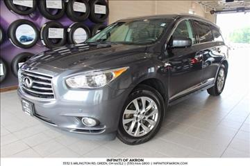 2014 Infiniti QX60 for sale in Akron, OH