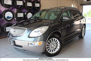2012 Buick Enclave for sale in Akron, OH