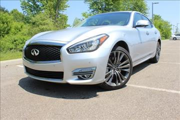 2016 Infiniti Q70 for sale in Akron, OH