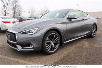 2017 Infiniti Q60 for sale in Akron, OH