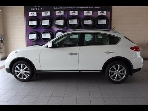 2017 Infiniti QX50 for sale in Akron, OH