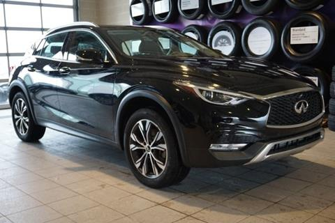 2018 Infiniti QX30 for sale in Akron, OH