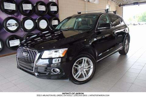 2014 Audi Q5 for sale in Akron, OH