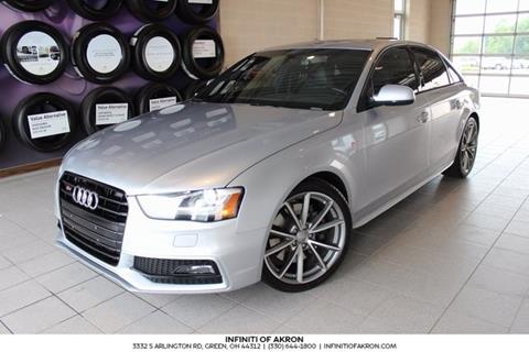 2015 Audi S4 for sale in Akron, OH
