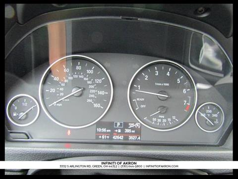 2014 BMW 3 Series for sale in Akron, OH