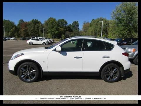 2014 Infiniti QX50 for sale in Akron, OH