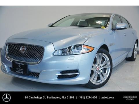 2014 Jaguar XJL for sale in Burlington, MA