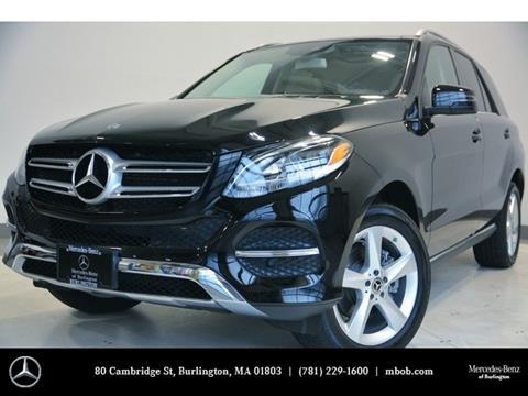 2017 Mercedes-Benz GLE for sale in Burlington, MA