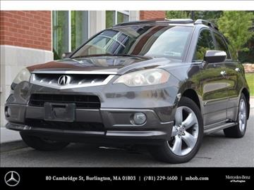 2009 Acura RDX for sale in Burlington, MA