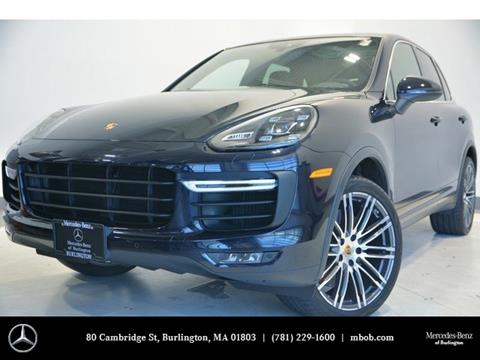 2016 Porsche Cayenne for sale in Burlington, MA