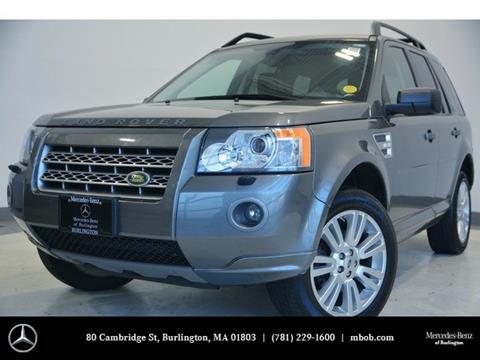2010 Land Rover LR2 for sale in Burlington, MA
