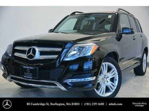 2014 Mercedes-Benz GLK for sale in Burlington, MA