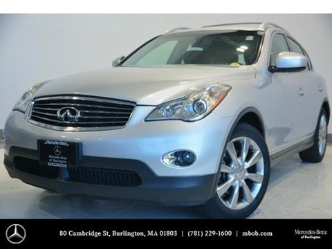 2011 Infiniti EX35 for sale in Burlington, MA