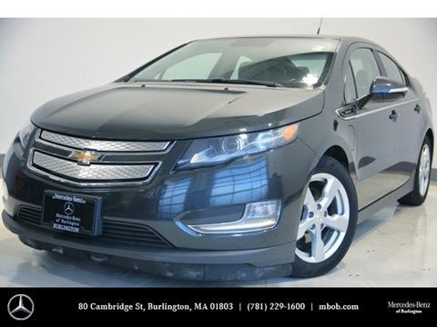 2014 Chevrolet Volt for sale in Burlington, MA