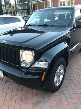 2012 Jeep Liberty for sale in Burlington, MA