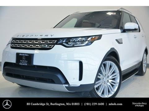 2017 Land Rover Discovery for sale in Burlington, MA