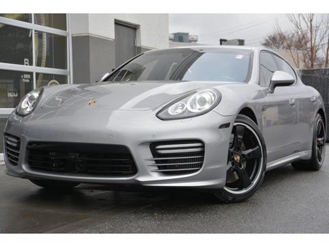 2014 Porsche Panamera for sale in Burlington, MA