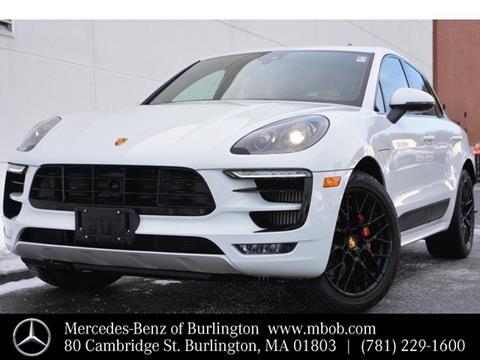 2018 Porsche Macan for sale in Burlington, MA