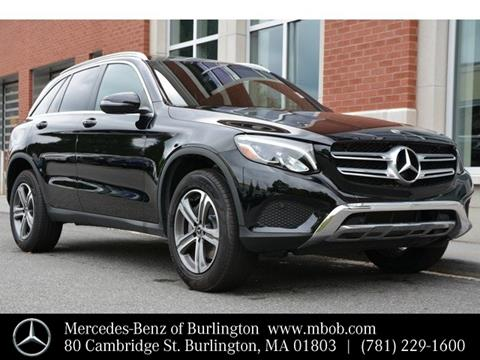 2018 Mercedes-Benz GLC for sale in Burlington, MA
