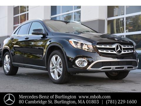 2018 Mercedes-Benz GLA for sale in Burlington, MA