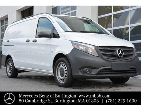 2016 Mercedes-Benz Metris for sale in Burlington, MA