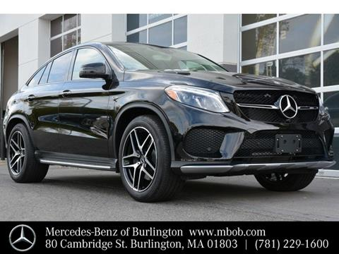 2019 Mercedes-Benz GLE for sale in Burlington, MA