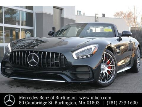 2018 Mercedes-Benz AMG GT for sale in Burlington, MA