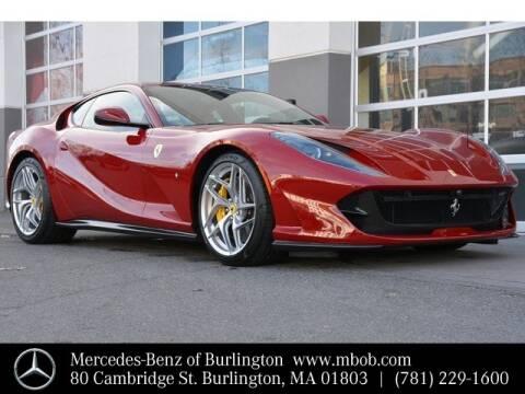 Used 2018 Ferrari 812 Superfast For Sale 459995 Bj