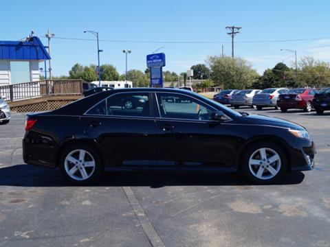 2013 Toyota Camry for sale in Derby, KS