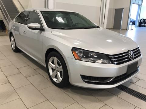 2012 Volkswagen Passat for sale in Streetsboro, OH