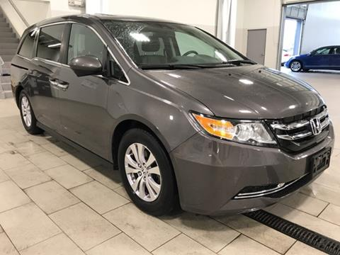 2014 Honda Odyssey for sale in Streetsboro, OH