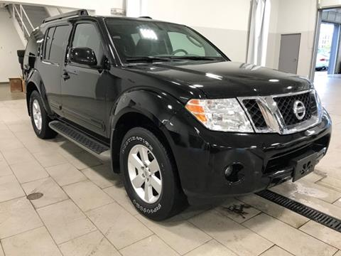 2012 Nissan Pathfinder for sale in Streetsboro, OH
