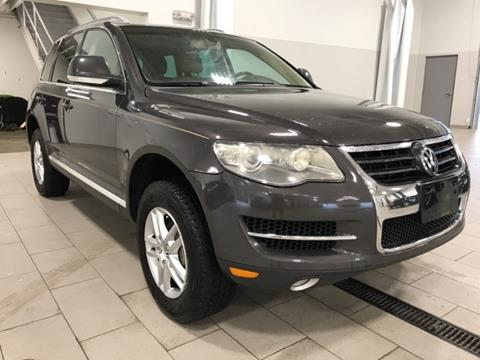 2008 Volkswagen Touareg 2 for sale in Streetsboro, OH