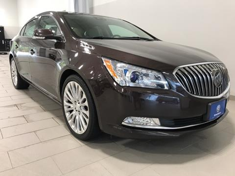 2015 Buick LaCrosse for sale in Streetsboro, OH