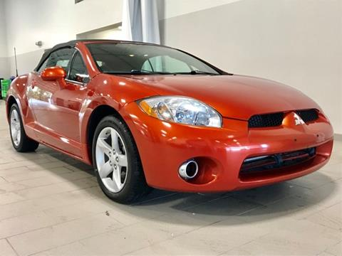 2008 Mitsubishi Eclipse Spyder for sale in Streetsboro, OH