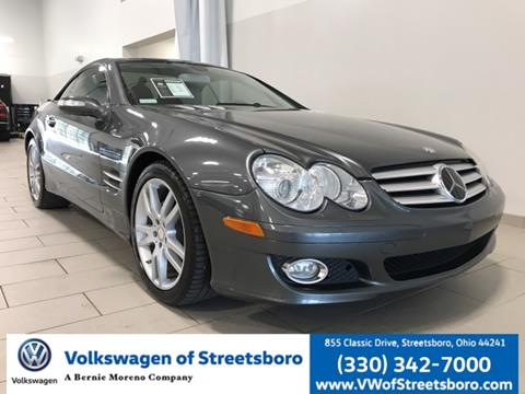 2008 Mercedes-Benz SL-Class for sale in Streetsboro, OH