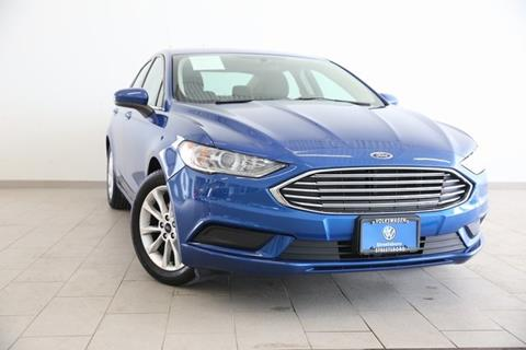 2017 Ford Fusion for sale in Streetsboro, OH