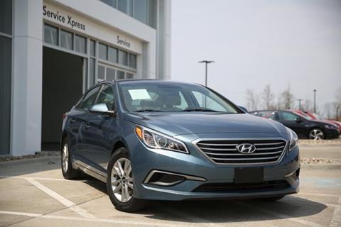 2016 Hyundai Sonata for sale in Streetsboro, OH