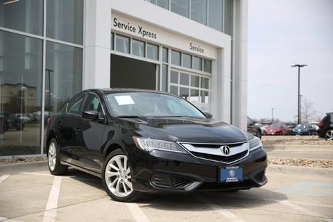 2016 Acura ILX for sale in Streetsboro, OH