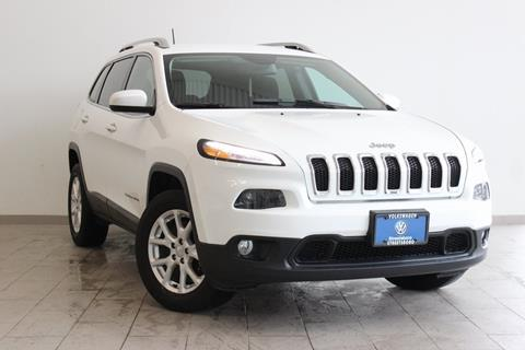 2016 Jeep Cherokee for sale in Streetsboro, OH