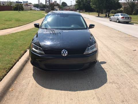 2014 Volkswagen Jetta for sale in Euless TX