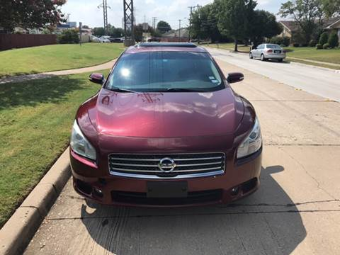 2011 Nissan Maxima for sale in Euless, TX