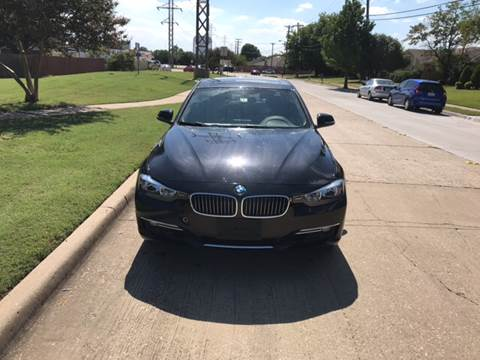 2012 BMW 3 Series for sale in Euless, TX