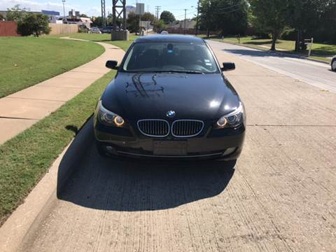 2010 BMW 5 Series for sale in Euless TX