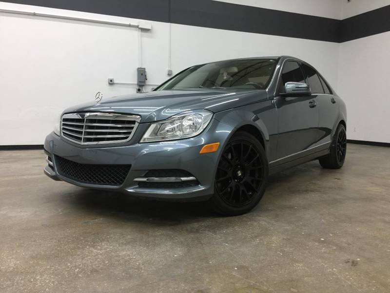 2012 Mercedes Benz C Class For Sale At Plano Preowned Auto Group In Plano