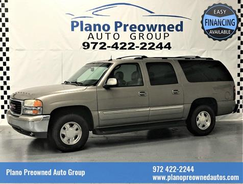 2003 GMC Yukon XL for sale in Plano, TX