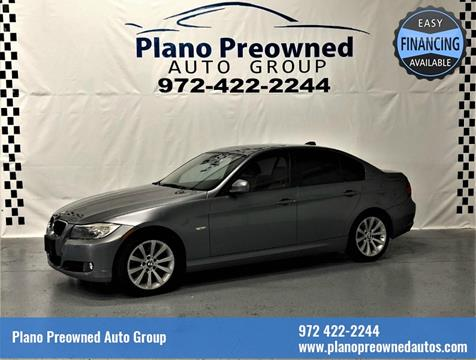 2011 BMW 3 Series for sale in Plano, TX