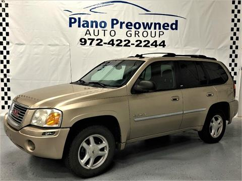 2006 GMC Envoy for sale in Plano, TX
