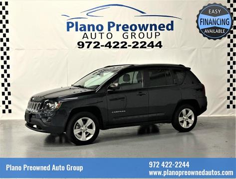2016 Jeep Compass for sale in Plano, TX